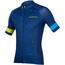 Endura Triangulate Short Sleeve Jersey Men blue